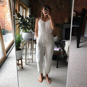 Lovers and friends jumpsuit sz small
